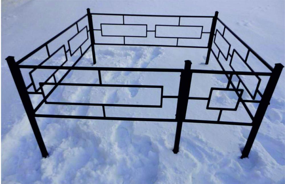 Как сварить ограду своими руками